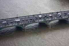 Γέφυρα του Γουέστμινστερ Στοκ εικόνες με δικαίωμα ελεύθερης χρήσης