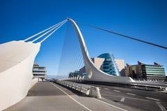 Γέφυρα του Δουβλίνου Στοκ Εικόνες