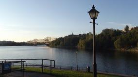 Γέφυρα του Καναδά Στοκ εικόνες με δικαίωμα ελεύθερης χρήσης