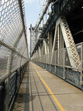 Γέφυρα του Μανχάτταν στη Νέα Υόρκη στοκ εικόνες με δικαίωμα ελεύθερης χρήσης
