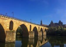 Γέφυρα του Μοντωμπάν στοκ φωτογραφίες