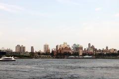 Γέφυρα του Μπρούκλιν στην πόλη της Νέας Υόρκης - εναέρια άποψη στοκ εικόνες με δικαίωμα ελεύθερης χρήσης