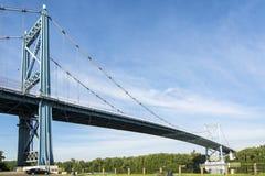 Γέφυρα του Anthony Wayne Στοκ Εικόνες