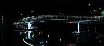 Γέφυρα του Castle στην προσιτότητα Finzels στο κέντρο της πόλης του Μπρίστολ στοκ εικόνες με δικαίωμα ελεύθερης χρήσης