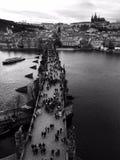 Γέφυρα του Charles στοκ φωτογραφίες με δικαίωμα ελεύθερης χρήσης