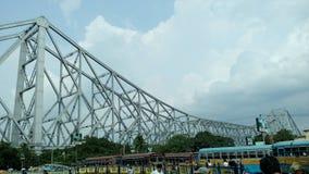 Γέφυρα του Howrah στοκ εικόνες