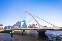 Γέφυρα του Samuel Beckett Στοκ Εικόνα