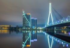 Γέφυρα του u VanÅ ¡ Στοκ εικόνα με δικαίωμα ελεύθερης χρήσης
