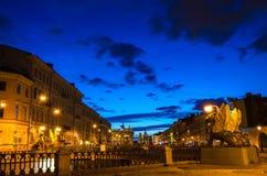 Γέφυρα τράπεζας Στοκ Εικόνα