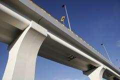 γέφυρα τροχαία Στοκ Εικόνες