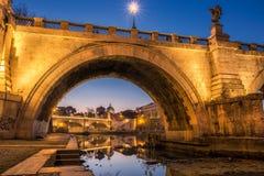 Γέφυρα των αγγέλων Στοκ Εικόνες