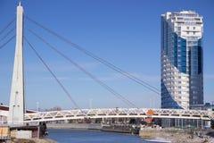 Γέφυρα των φιλιών Στοκ φωτογραφίες με δικαίωμα ελεύθερης χρήσης