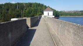 Γέφυρα φραγμάτων Στοκ Εικόνες