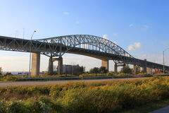 γέφυρα Χάμιλτον Στοκ Εικόνα