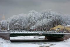 γέφυρα Στοκ φωτογραφίες με δικαίωμα ελεύθερης χρήσης