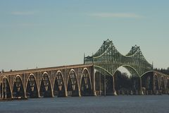 γέφυρα 2 Στοκ Εικόνα
