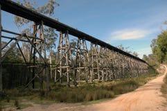 Γέφυρα. Στοκ Εικόνες