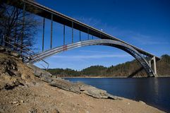 Γέφυρα Στοκ Φωτογραφία