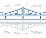 γέφυρα Διανυσματική απεικόνιση