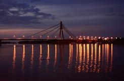1 γέφυρα στοκ εικόνα