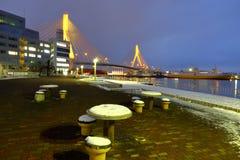 Γέφυρα Aomori Στοκ Εικόνες