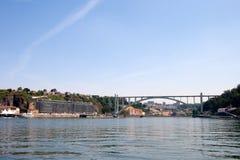 γέφυρα arrabida Στοκ εικόνα με δικαίωμα ελεύθερης χρήσης