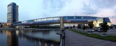 γέφυρα bagaration στοκ εικόνα με δικαίωμα ελεύθερης χρήσης