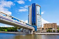 γέφυρα bagration στοκ εικόνα με δικαίωμα ελεύθερης χρήσης