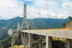 Γέφυρα baluarte στοκ φωτογραφία με δικαίωμα ελεύθερης χρήσης
