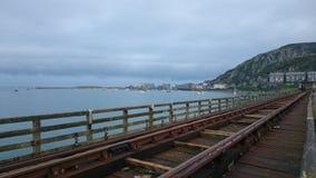 Γέφυρα Barmouth Στοκ εικόνα με δικαίωμα ελεύθερης χρήσης