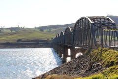 Γέφυρα Bethanga Στοκ εικόνες με δικαίωμα ελεύθερης χρήσης
