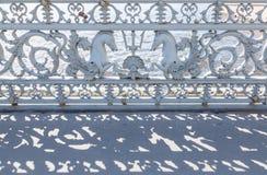 Γέφυρα Blagoveshchensky ιππόκαμπων Στοκ Φωτογραφίες