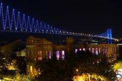 Γέφυρα Bosphorous Στοκ Φωτογραφίες