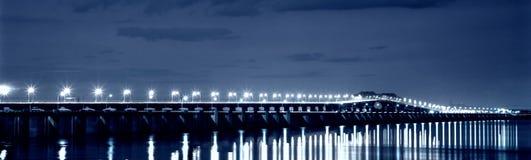 Γέφυρα Champlain, Μόντρεαλ στοκ εικόνα