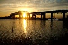 Γέφυρα Champlain απόθεμα βίντεο