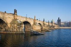 Γέφυρα Charles Στοκ εικόνες με δικαίωμα ελεύθερης χρήσης