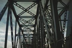 Γέφυρα Cherkasky Στοκ εικόνα με δικαίωμα ελεύθερης χρήσης
