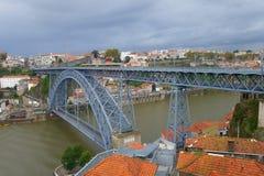 Γέφυρα Don Luis Ι Στοκ Εικόνες