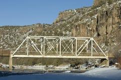 γέφυρα dunn John Στοκ εικόνα με δικαίωμα ελεύθερης χρήσης