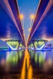 Γέφυρα Garhoud Στοκ φωτογραφίες με δικαίωμα ελεύθερης χρήσης