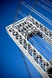 γέφυρα George Ουάσιγκτον Στοκ εικόνα με δικαίωμα ελεύθερης χρήσης