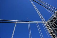 γέφυρα George Ουάσιγκτον Στοκ φωτογραφία με δικαίωμα ελεύθερης χρήσης