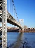 γέφυρα George Ουάσιγκτον Στοκ Εικόνα