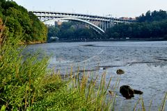 γέφυρα Henry hudson Στοκ Εικόνα