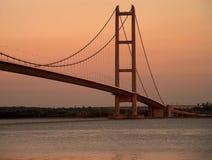 γέφυρα humber Στοκ Εικόνες