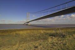 Γέφυρα Humber Στοκ εικόνα με δικαίωμα ελεύθερης χρήσης