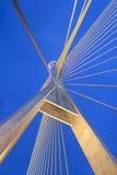 Γέφυρα Kanchanaphisek, Μπανγκόκ Στοκ φωτογραφίες με δικαίωμα ελεύθερης χρήσης