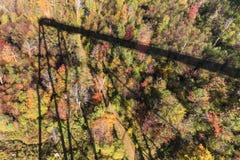 Γέφυρα Kinzua Στοκ Φωτογραφίες
