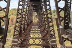 Γέφυρα Kinzua Στοκ Φωτογραφία