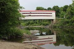 Γέφυρα Lambert Covered στοκ εικόνες με δικαίωμα ελεύθερης χρήσης